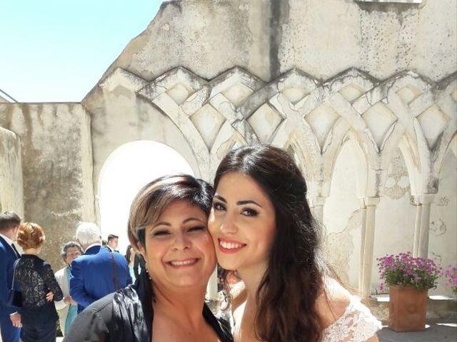 Il matrimonio di Davide  e Filomena  a Amalfi, Salerno 2