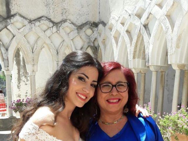 Il matrimonio di Davide  e Filomena  a Amalfi, Salerno 3