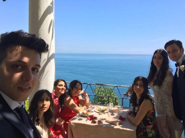 Il matrimonio di Davide  e Filomena  a Amalfi, Salerno 4