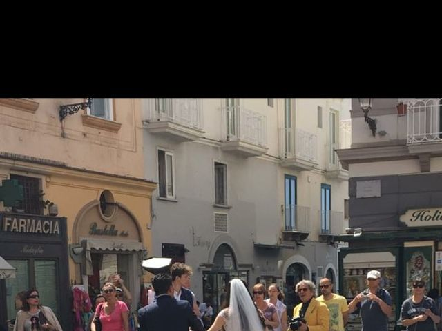 Il matrimonio di Davide  e Filomena  a Amalfi, Salerno 9