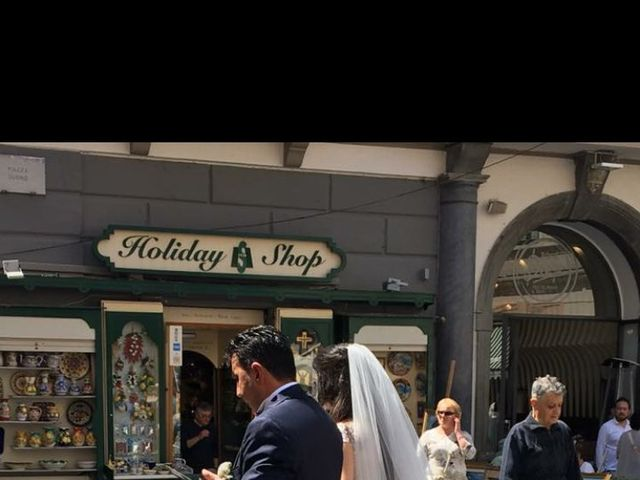 Il matrimonio di Davide  e Filomena  a Amalfi, Salerno 10