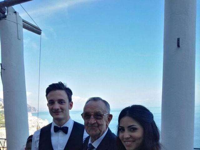 Il matrimonio di Davide  e Filomena  a Amalfi, Salerno 16
