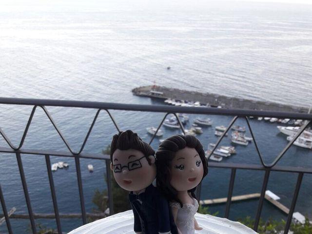 Il matrimonio di Davide  e Filomena  a Amalfi, Salerno 17