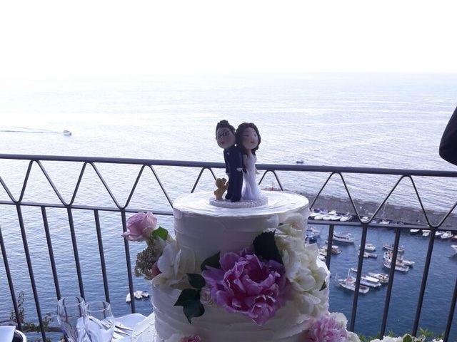 Il matrimonio di Davide  e Filomena  a Amalfi, Salerno 18