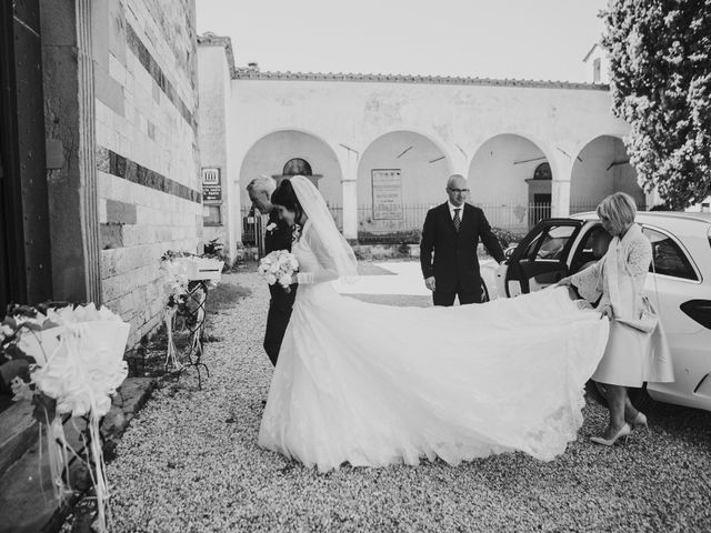 Il matrimonio di Andrea e Martina a Scarperia, Firenze 5