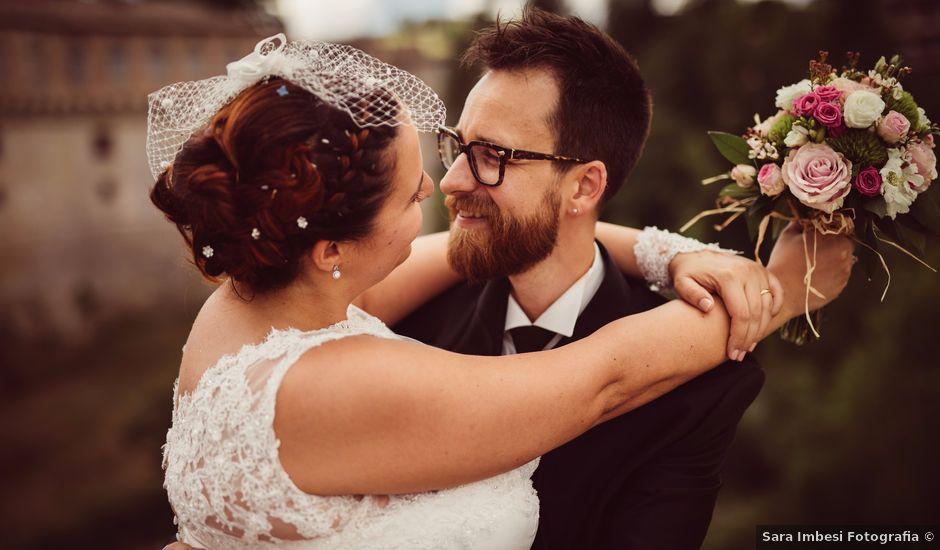 Il matrimonio di Alice e Marco a Urbania, Pesaro - Urbino