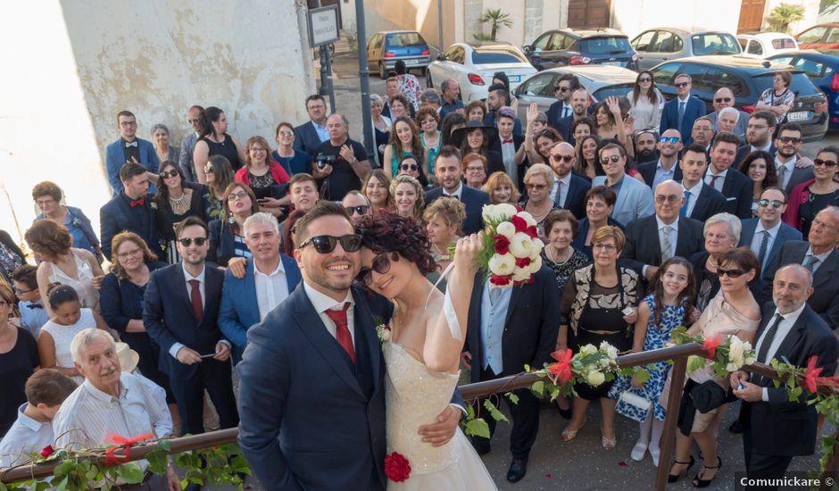 Il matrimonio di Antonio e Valentina a Melissano, Lecce