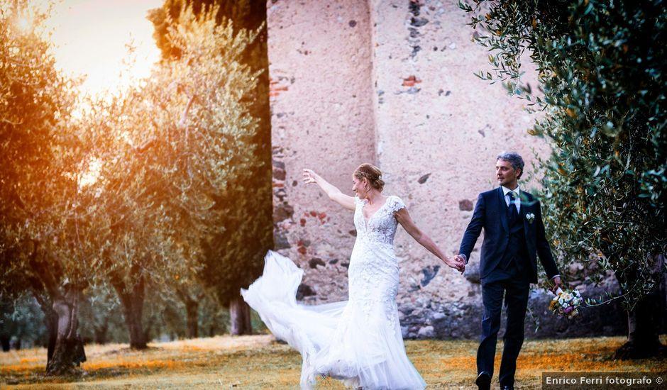 Il matrimonio di Romeo e Federica a Polpenazze del Garda, Brescia