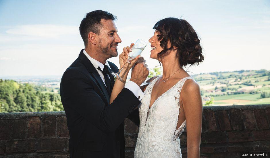 Il matrimonio di Fulvio e Francesca a Montaldo Torinese, Torino