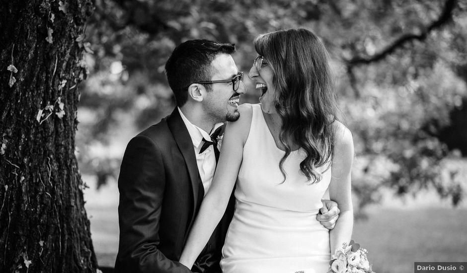 Il matrimonio di Luca e Sara a Almese, Torino