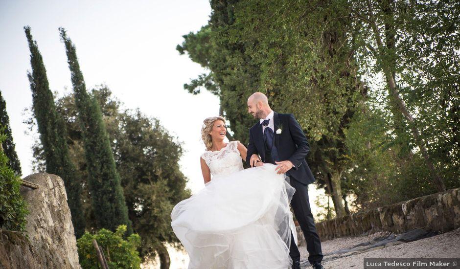 Il matrimonio di Marco e Ilaria a Roma, Roma