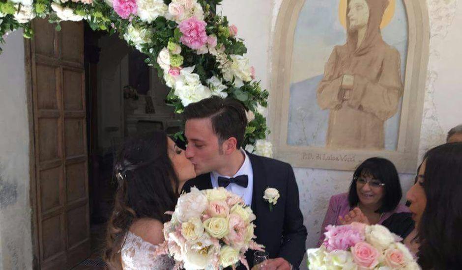 Il matrimonio di Davide  e Filomena  a Amalfi, Salerno