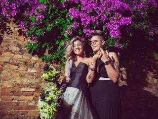 Le nozze di Jessica e Giorgia