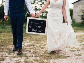 Le nozze di Giulia e Tino