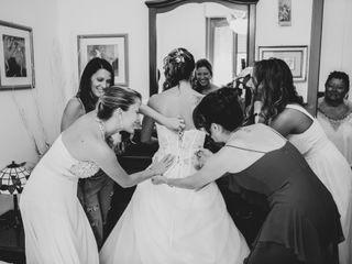 Le nozze di Sabrina e Massimo 1