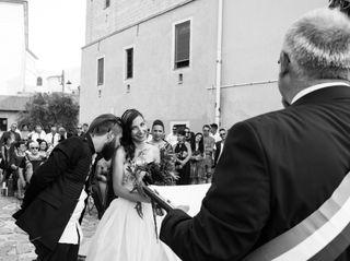 Le nozze di Maria e Renato