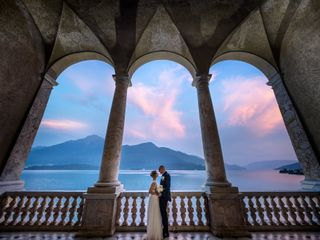 Le nozze di Claudia e Luca 1