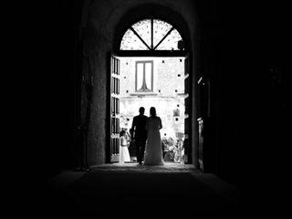 Le nozze di Pouline e Giancarlo
