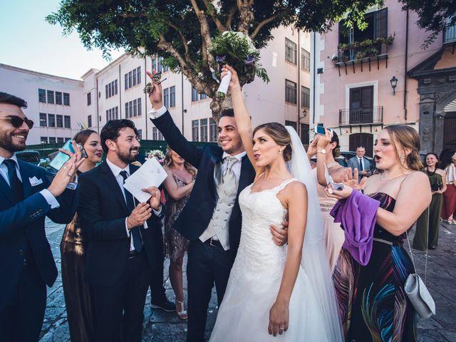 Il matrimonio di Enrico e Sara a Palermo, Palermo 21