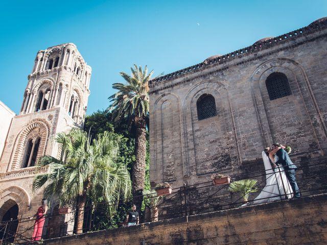 Il matrimonio di Enrico e Sara a Palermo, Palermo 25