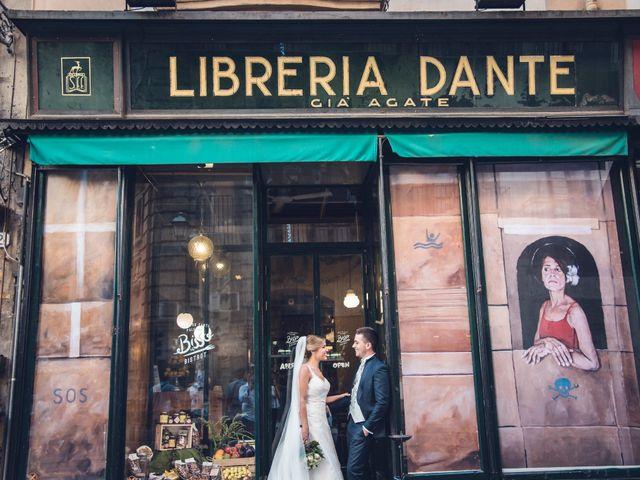 Il matrimonio di Enrico e Sara a Palermo, Palermo 1