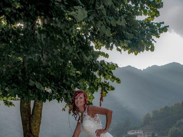Il matrimonio di Roberto  e Manuela a Seravezza, Lucca 1