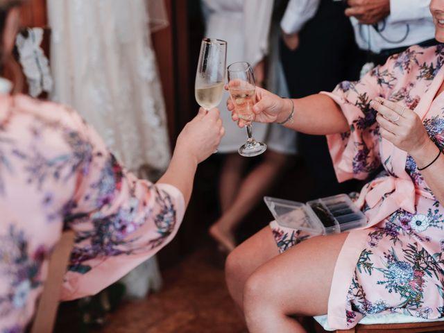 Il matrimonio di Tino e Giulia a Miglianico, Chieti 8
