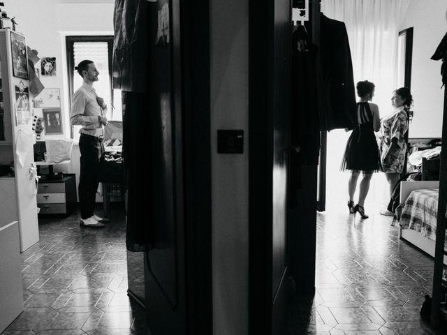Il matrimonio di Tino e Giulia a Miglianico, Chieti 12