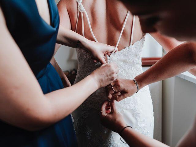 Il matrimonio di Tino e Giulia a Miglianico, Chieti 17