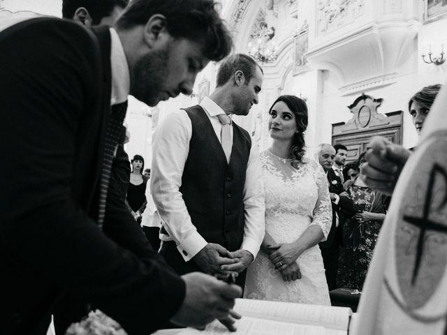 Il matrimonio di Tino e Giulia a Miglianico, Chieti 25