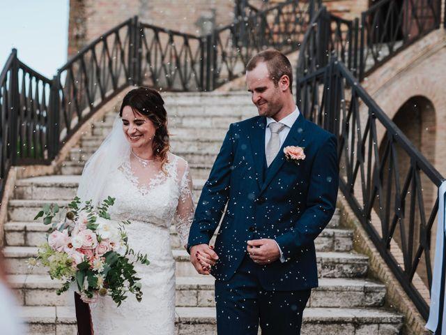 Il matrimonio di Tino e Giulia a Miglianico, Chieti 28