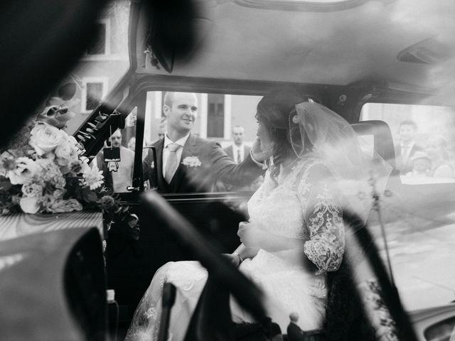 Il matrimonio di Tino e Giulia a Miglianico, Chieti 30