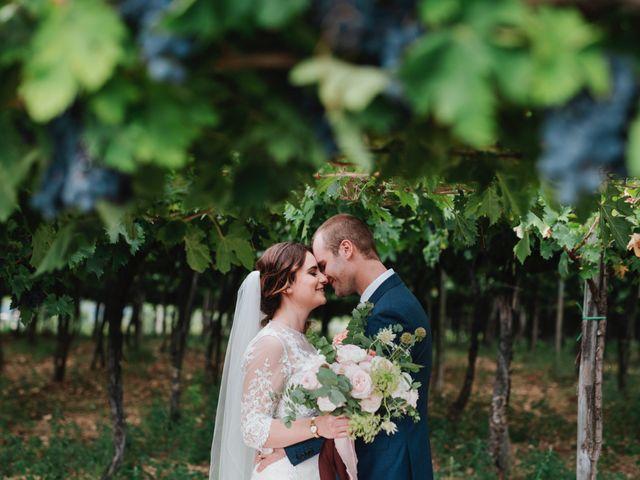 Il matrimonio di Tino e Giulia a Miglianico, Chieti 33