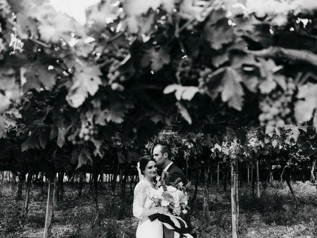Il matrimonio di Tino e Giulia a Miglianico, Chieti 34
