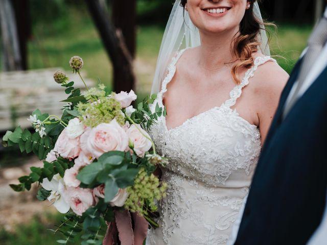 Il matrimonio di Tino e Giulia a Miglianico, Chieti 35