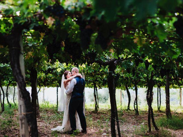 Il matrimonio di Tino e Giulia a Miglianico, Chieti 37