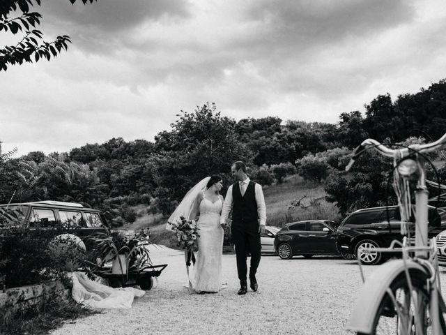 Il matrimonio di Tino e Giulia a Miglianico, Chieti 41