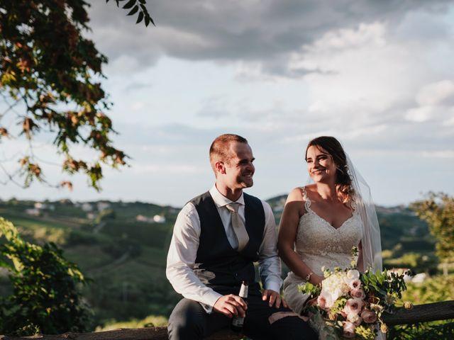 Il matrimonio di Tino e Giulia a Miglianico, Chieti 46