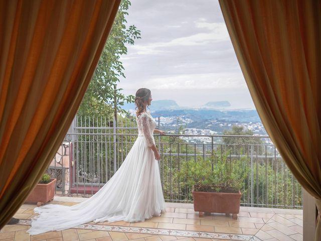 Il matrimonio di Melania e Alberto a Napoli, Napoli 1