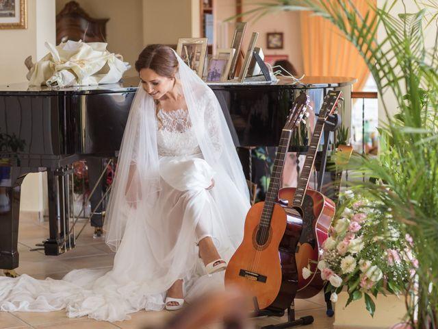 Il matrimonio di Melania e Alberto a Napoli, Napoli 15