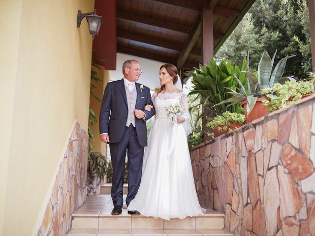 Il matrimonio di Melania e Alberto a Napoli, Napoli 18