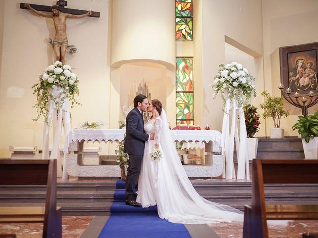 Il matrimonio di Melania e Alberto a Napoli, Napoli 29