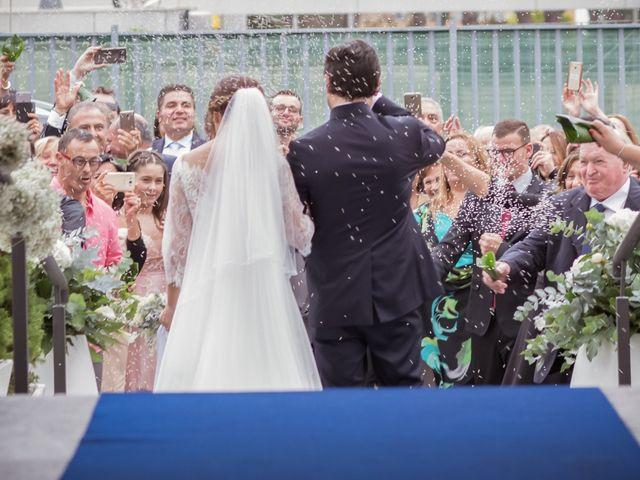 Il matrimonio di Melania e Alberto a Napoli, Napoli 30