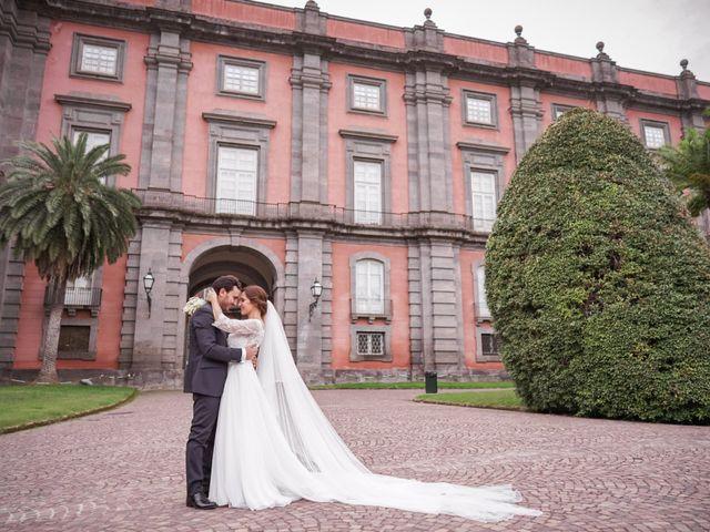 Il matrimonio di Melania e Alberto a Napoli, Napoli 32