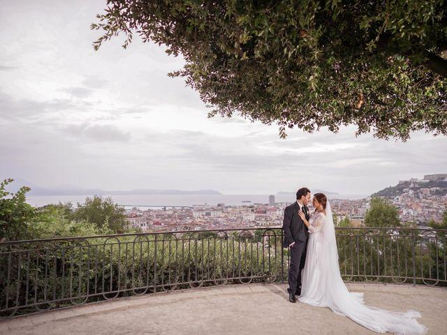 Il matrimonio di Melania e Alberto a Napoli, Napoli 33