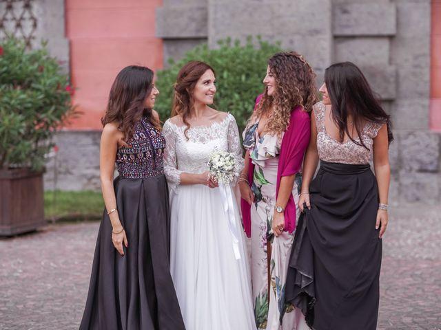Il matrimonio di Melania e Alberto a Napoli, Napoli 37
