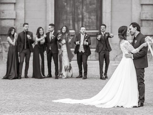 Il matrimonio di Melania e Alberto a Napoli, Napoli 42
