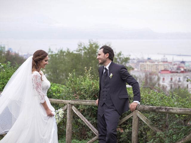 Il matrimonio di Melania e Alberto a Napoli, Napoli 44