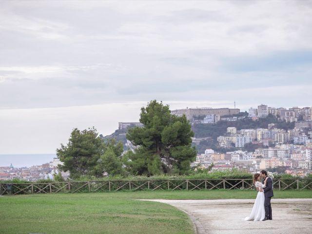 Il matrimonio di Melania e Alberto a Napoli, Napoli 45
