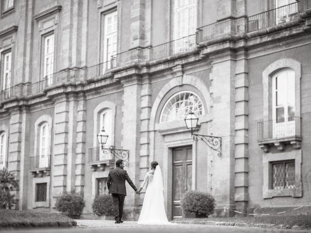 Il matrimonio di Melania e Alberto a Napoli, Napoli 48